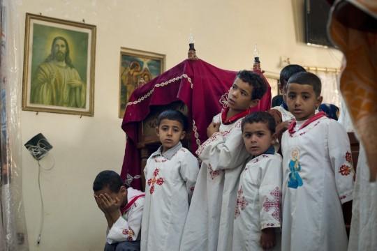 Christians in Minya