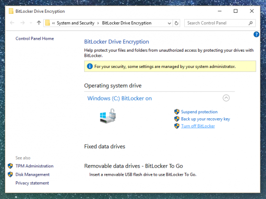 MICROSOFT PROBABLY HAS YOUR ENCRYPTION KEY Windows-encryption-step1-540x404