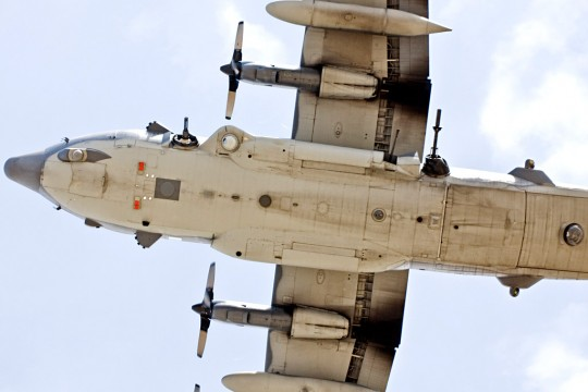 AC-130-belly