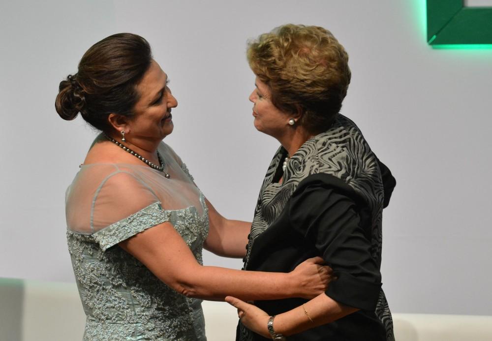 Kátia Abreu é ex-inimiga política de Dilma