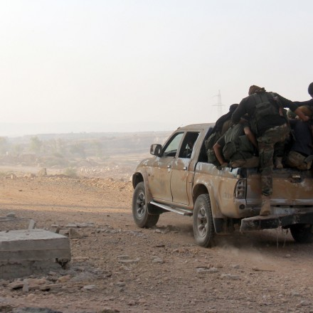 Militant Leader Talks About Break With Al Qaeda and Possible Syrian Rebel Merger