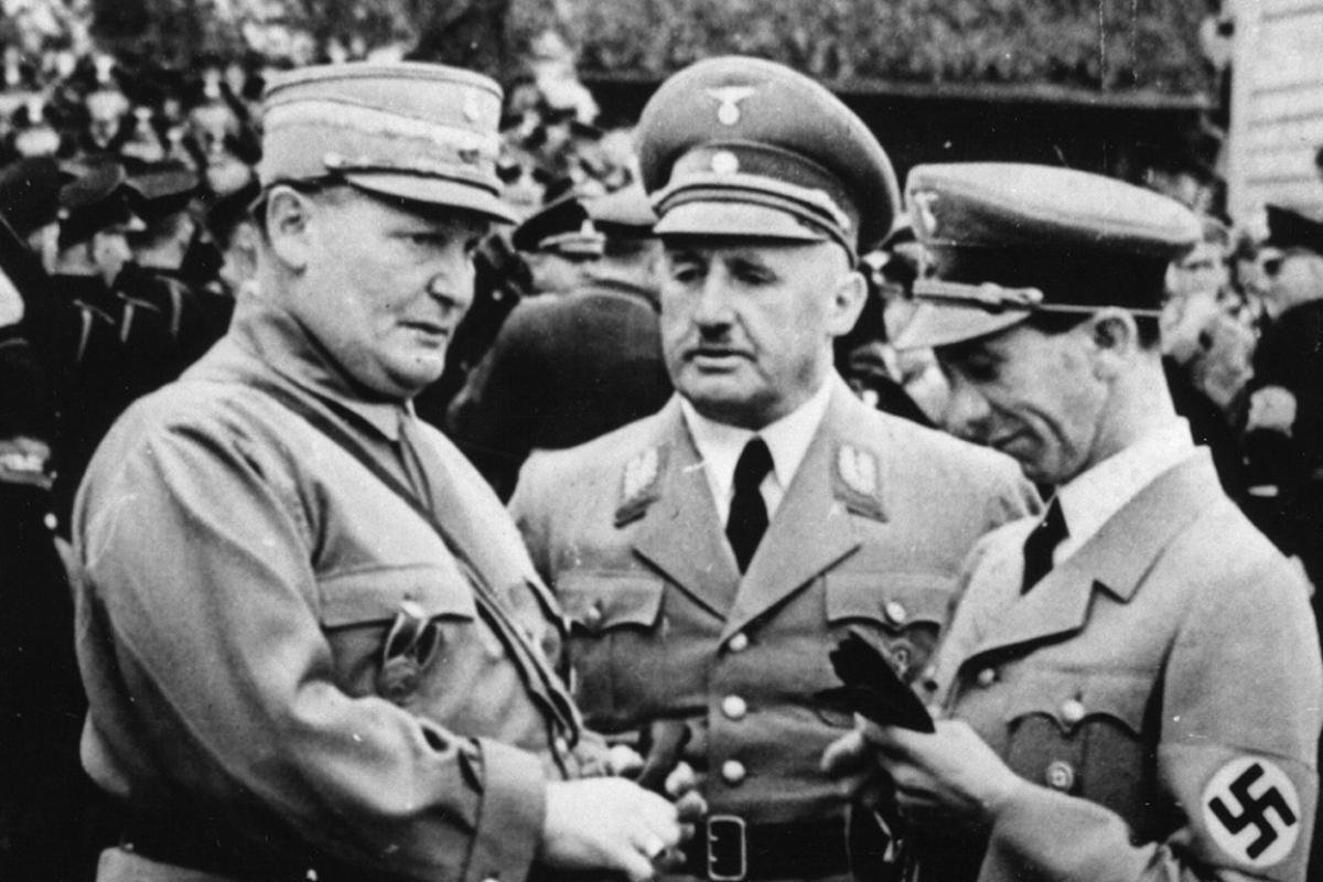 Jr.'s Originated Analogy Nazi Who  Trump Skittles Donald