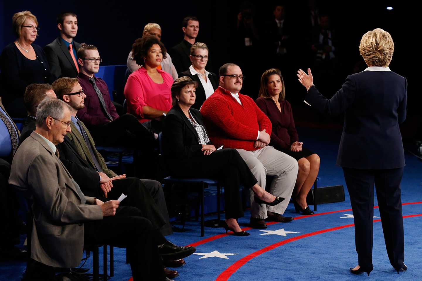 Pence wrongly says he was misquoted at debate