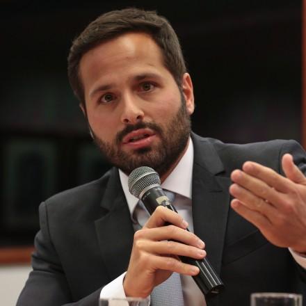 Ex- ministro da Cultura Marcelo Calero