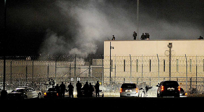 Mississippi Prison Riot