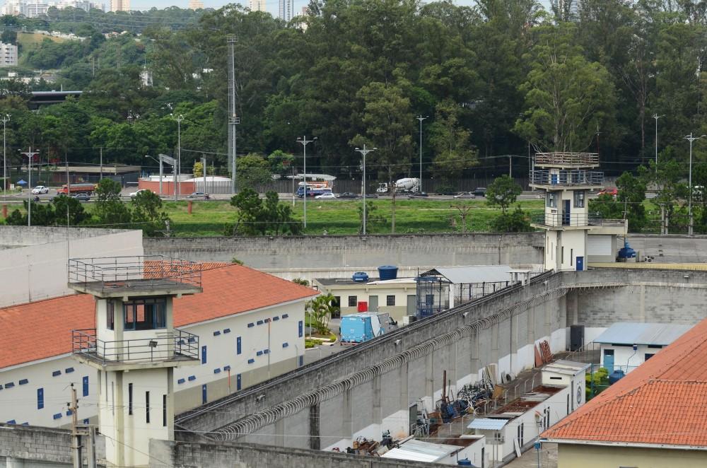 São Paulo - Centro de Detenção Provisória (CDP) Pinheiros III, região oeste.