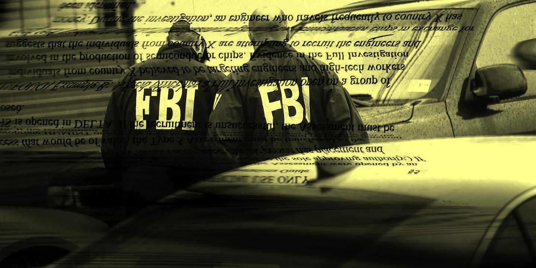 Image result for The FBI's Secret Rules