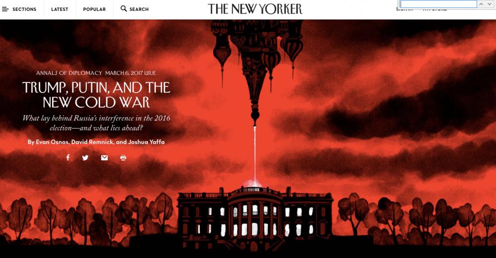 Co zamlčují protiruské články v západních médiích?