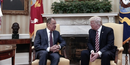 Trump Claims 'Absolute Right' to Share Info with Russian Federation