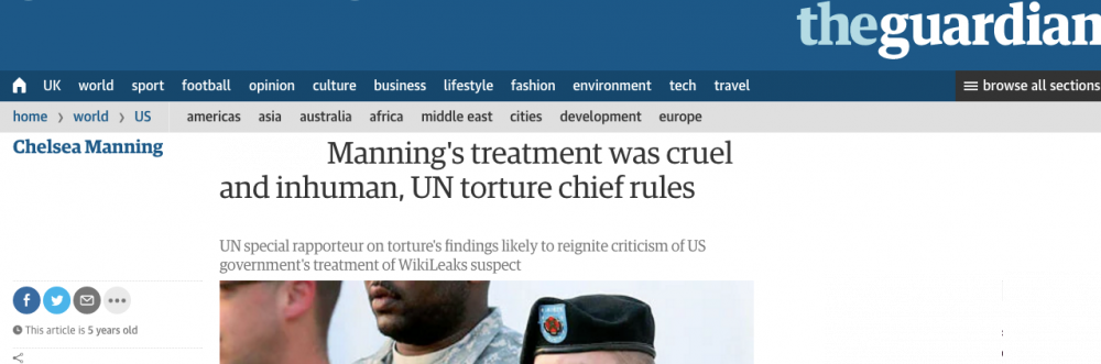 Chelsea Manning Is Finally Free From Prison Manningguardian1-1495028576-1000x331