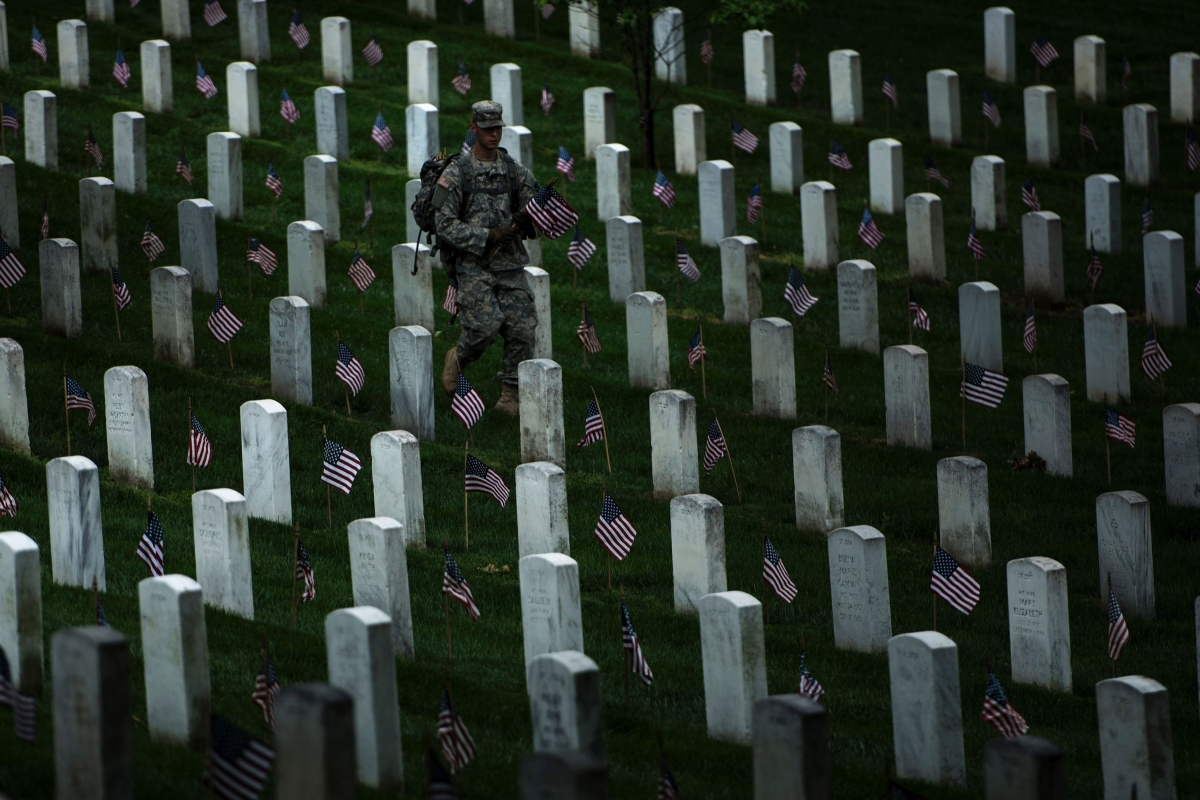 We Need Memorial Day to Obscure the Unbearable Truth About War