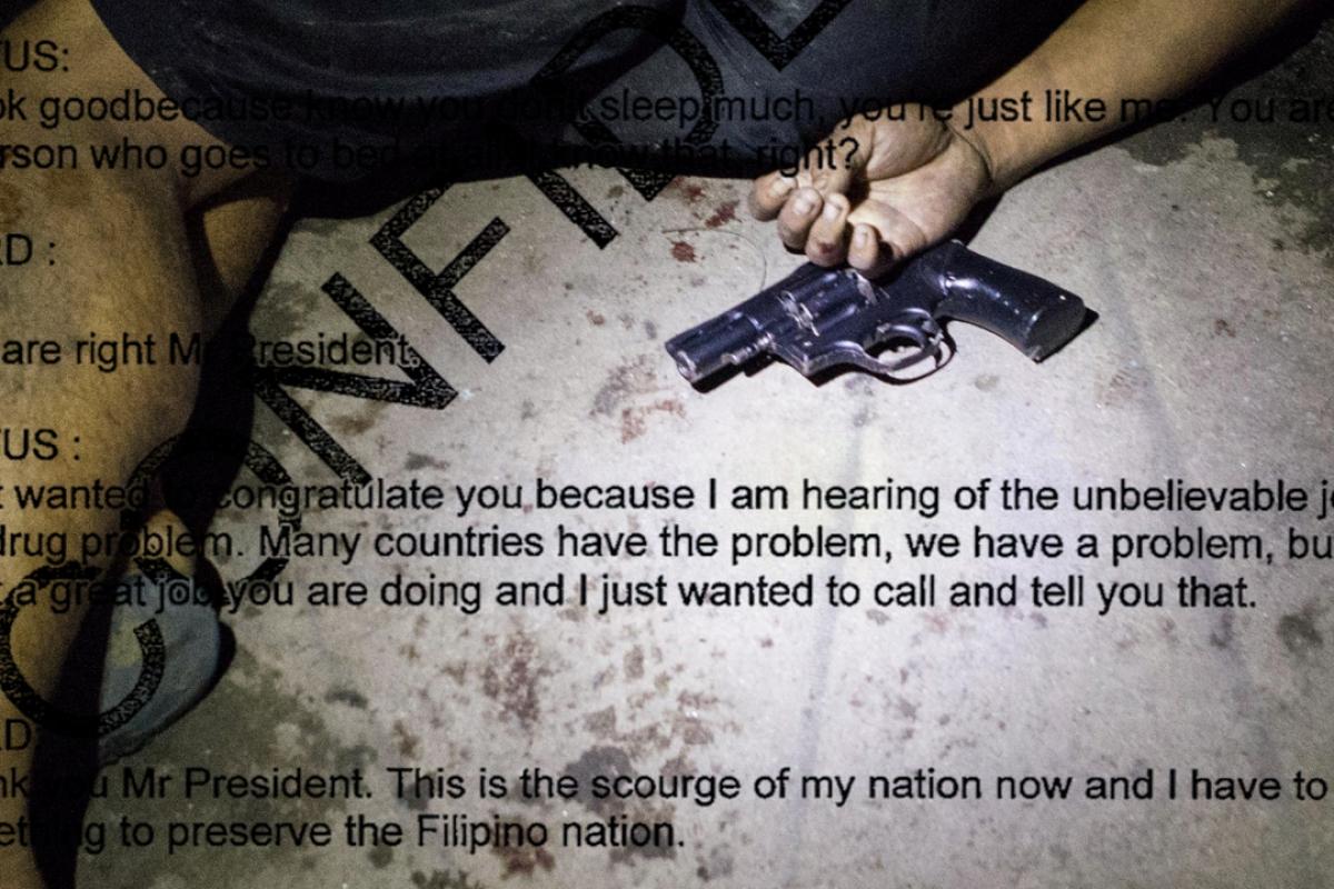 theintercept.com - Jeremy Scahill - Trump Called Rodrigo Duterte to Congratulate Him on His Murderous Drug War: 'You Are Doing an Amazing Job'