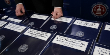 Trump budget keeps pledges: Cuts for poor, more for defense