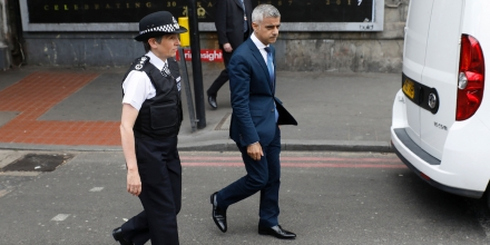 Trump's United Kingdom trip should be canceled, says London Mayor Sadiq Khan