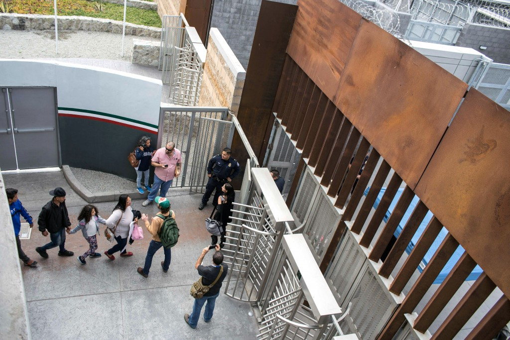 U.S. Illegally Denying Immigrants Their Right To Seek Asylum At The Mexican Border, According To Lawsuit