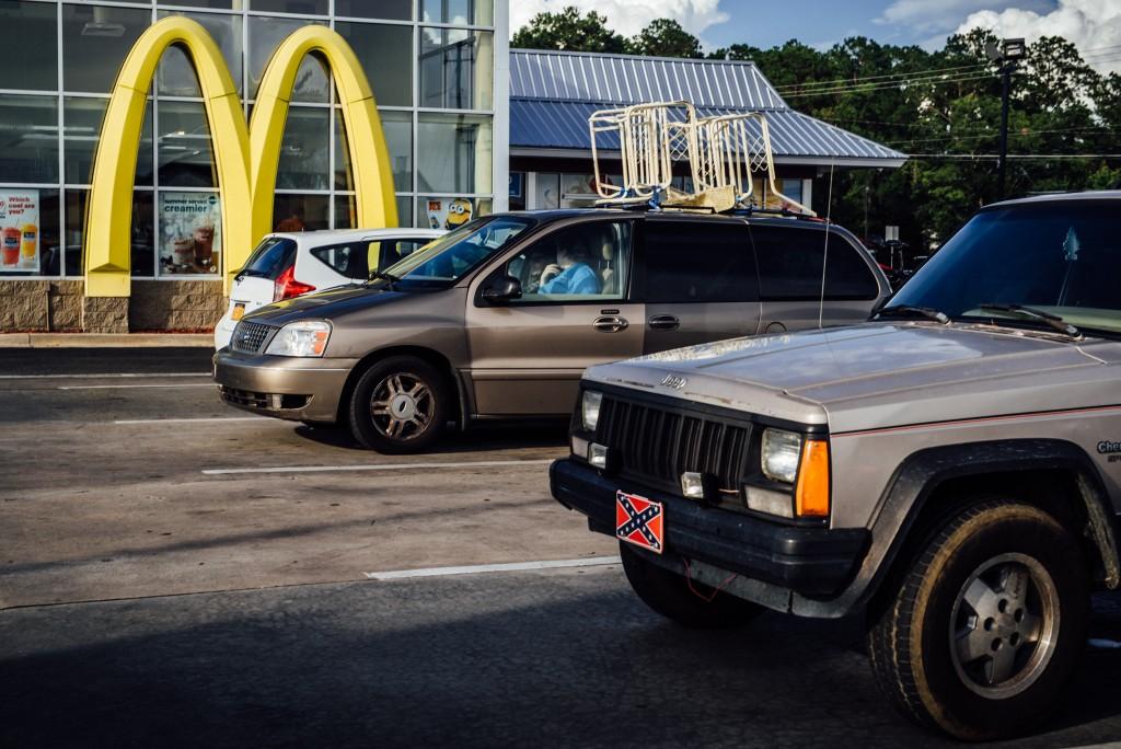 A McDonald's in Adel, GA.