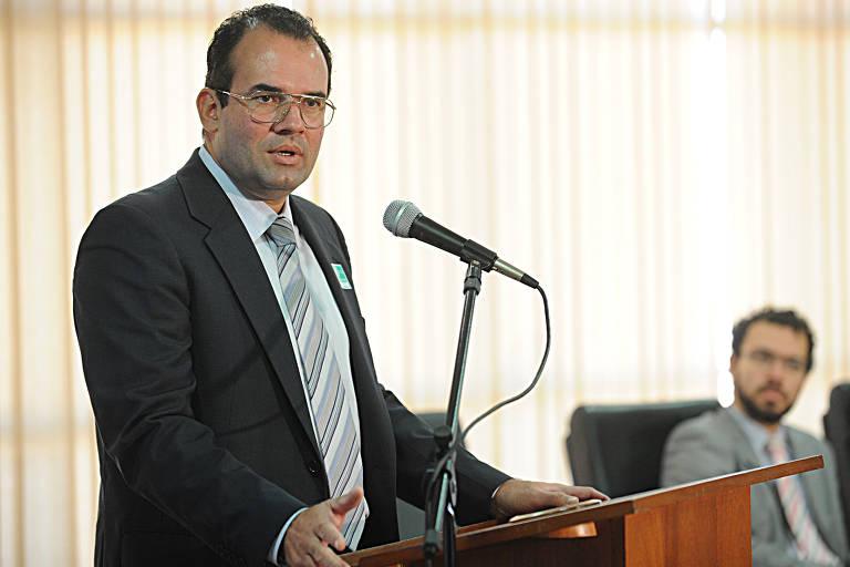 O procurador regional e ex-militar Lauro Cardoso.