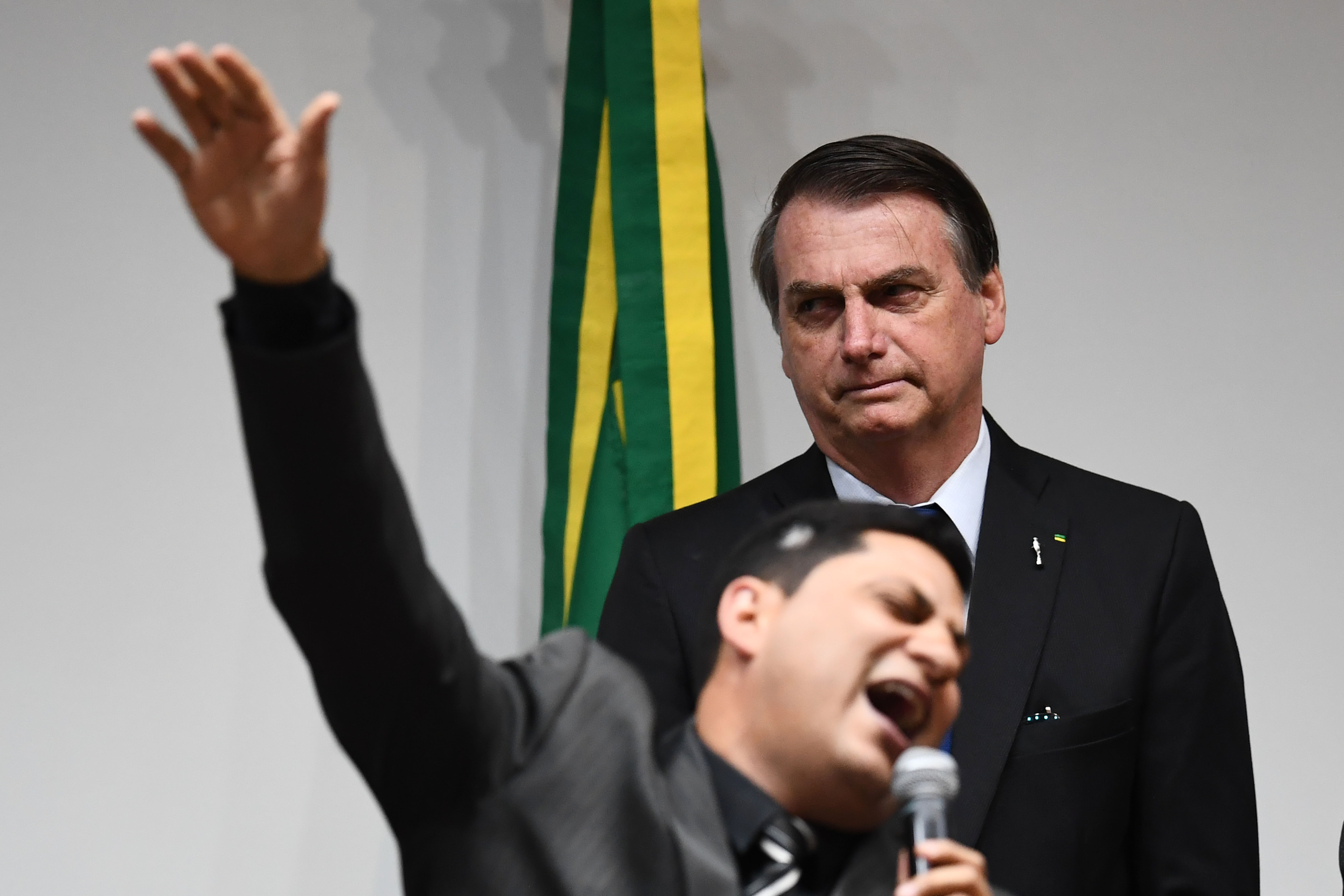 BRAZIL-POLITICS-PENSION-REFORM-BOLSONARO