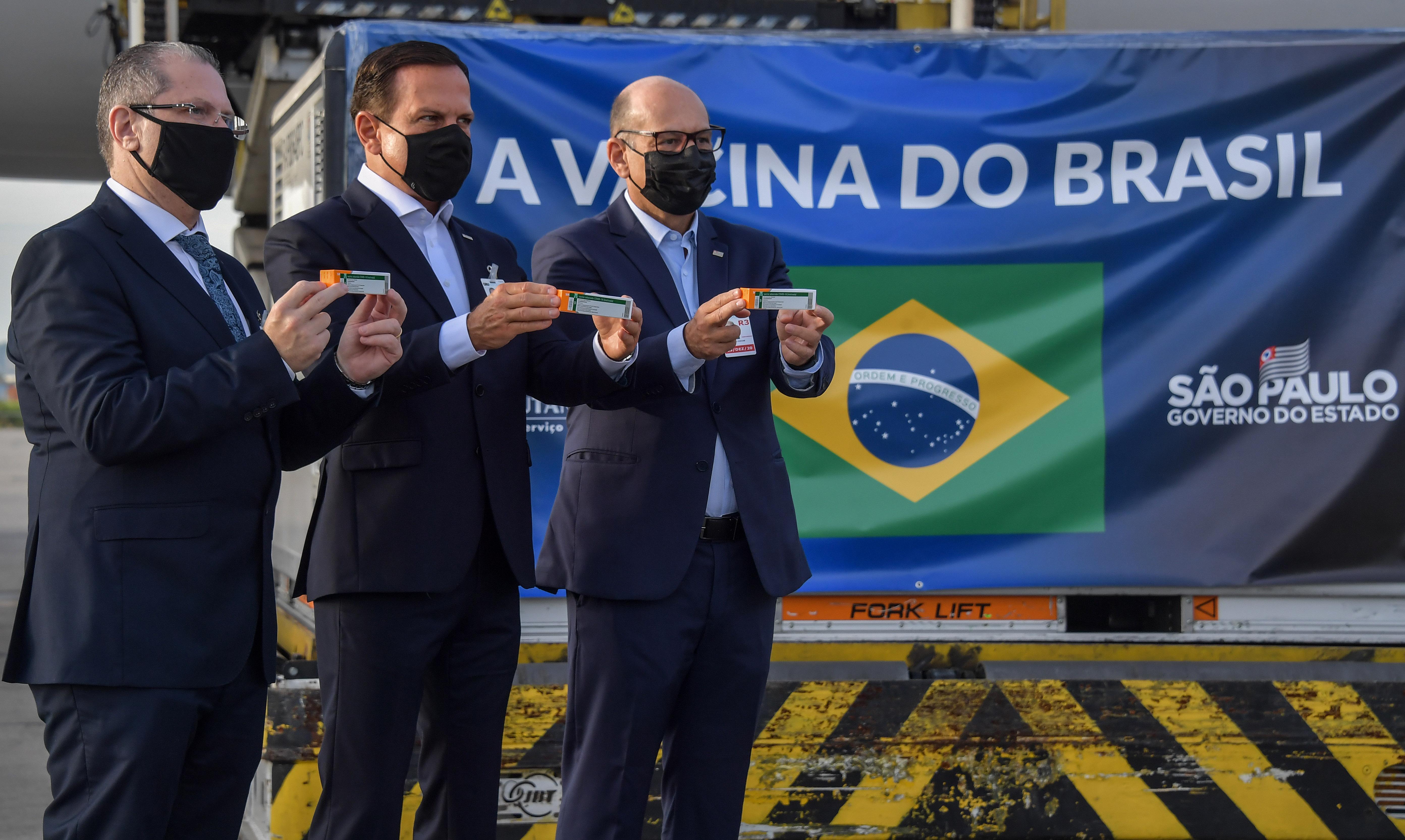 BRAZIL-CHINA-HEALTH-VIRUS-VACCINE