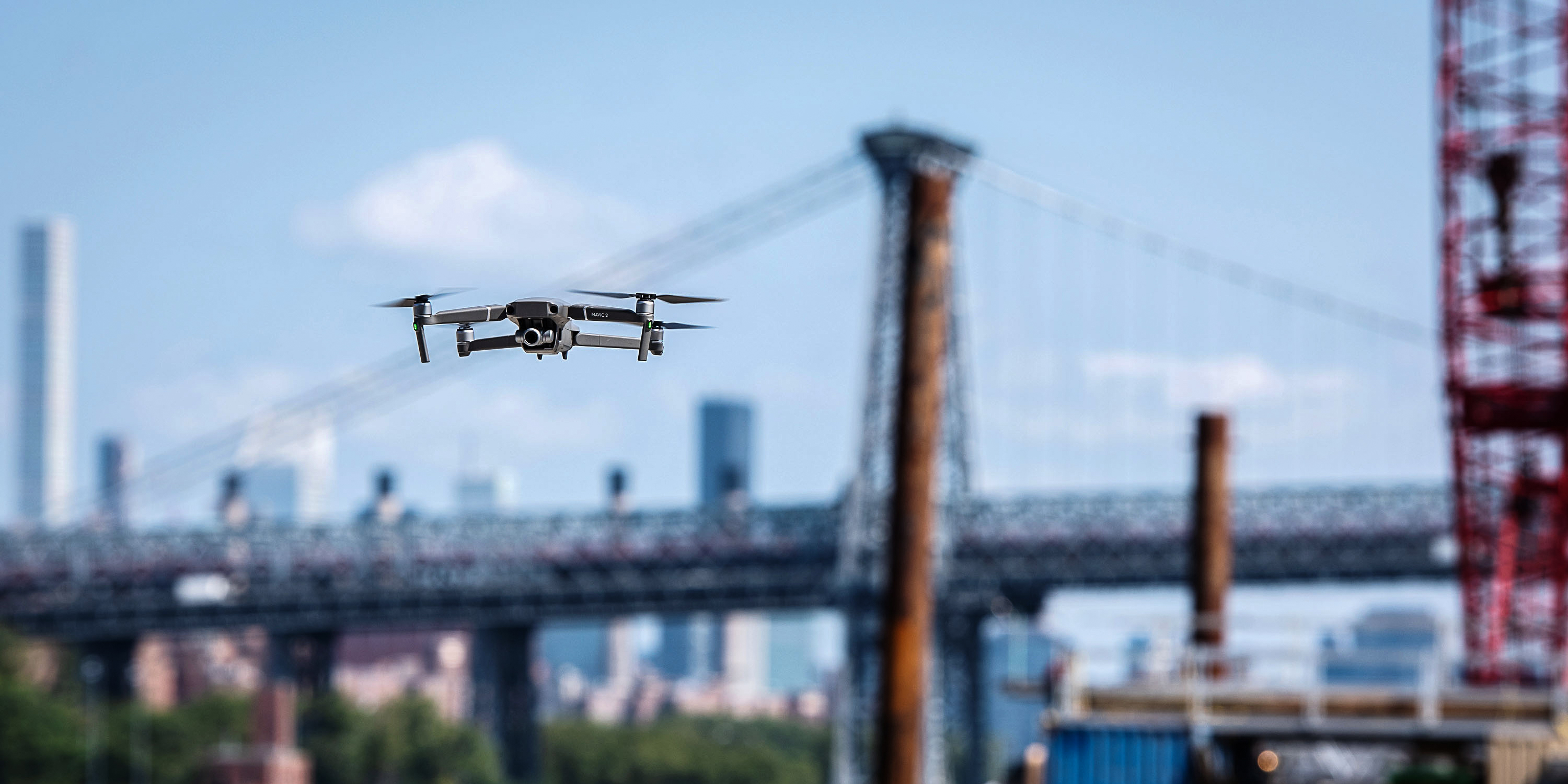 The NYPD Is Using Drones the U.S. Government Claims Threaten National Security